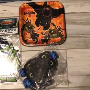 How to Train Your Dragon Other - How To Train Your Dragon Supplies